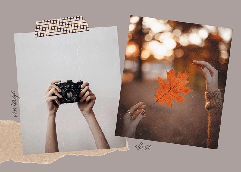 Jak przerobić zdjęcie na Instagram: #3 SZYBKIE PRZERÓBKI - kurz, rysy i zabrudzenie