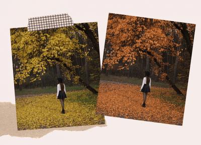 Jak przerobić zdjęcie na Instagram: #1 SZYBKIE PRZERÓBKI - zmiana koloru -  Ada Zet