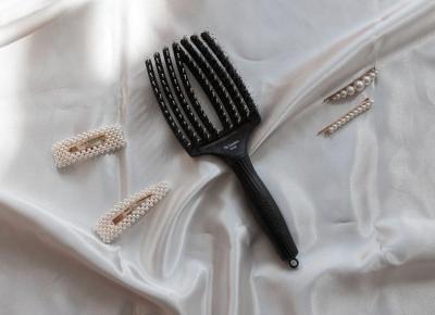 Olivia Garden Finger Brush - najlepsza szczotka jaką miałam?  -  Ada Zet