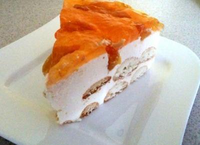 Enjoy every moment: #7 Test przepisu: Pianka sernikowa z mandarynkami