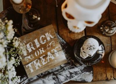 TRICK OR TREAT, CZYLI HALLOWEEN Z CHOCOLISSIMO | .