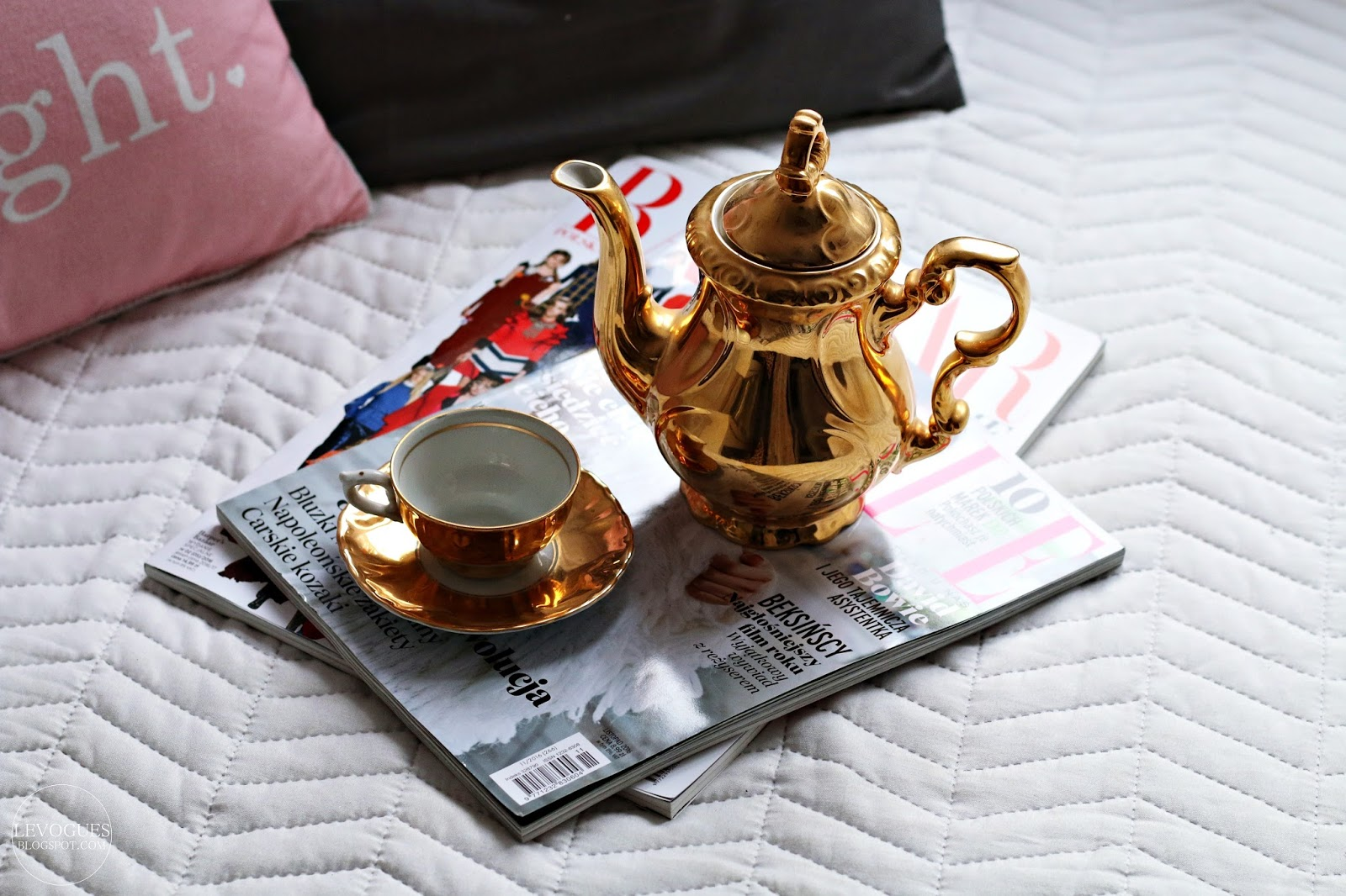 LEVOGUES: FAVOURITE THINGS IN MY ROOM+INSPIRATIONS