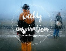 Weekly inspiration #1 | LEVOGUES