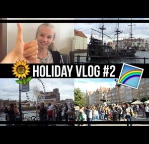 HOLIDAY VLOG #2|Świat trampolin!|Trójmiasto