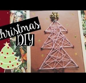 CHRISTMAS DIY || FAST
