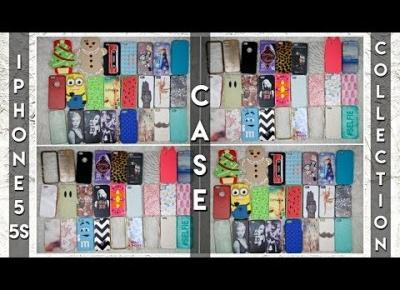IPHONE 5/5S CASE COLLECTION-WIELKA KOLEKCJA CASE NA TELEFON! 2017