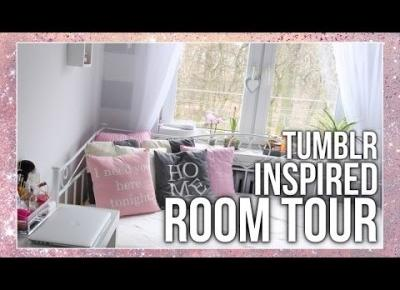 ROOM TOUR | TUMBLR INSPIRED & WHITE