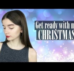 GRWM || CHRISTMAS
