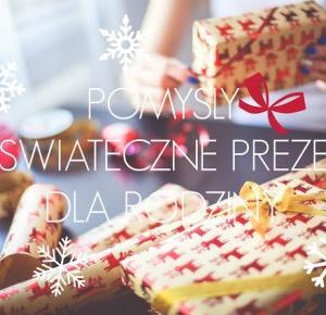 Pomysły na świąteczne prezenty dla rodziny do 100zł!        |         LEVOGUES