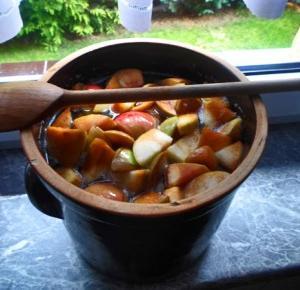 Domowy ocet jabłkowy naturalnie fermentowany dobry na wszystko - Rytmy Natury