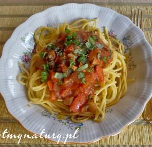 Jak zrobić spaghetti bez mięsa aby było smaczne i pożywne - Rytmy Natury