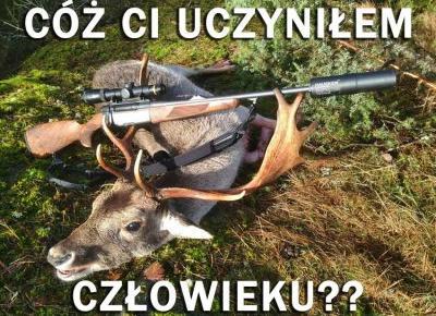Uważaj! Jeśli utrudnisz polowanie, zapłacisz grzywnę! -