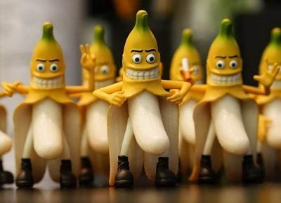 Gdy miewasz problemy ze snem, zrób sobie dobrze bananem!