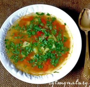 Afrykańska zupa ziemniaczana czyli jak zaskoczyć gości - Rytmy Natury