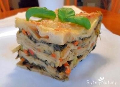 Jak zrobić lasagne warzywną bez mięsa? - Rytmy Natury