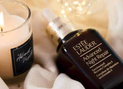 Agata ma Nosa Recenzja: Estée Lauder serum Advanced Night Repair.