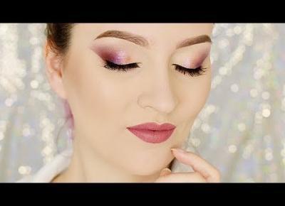 MAKIJAŻ PANNY MŁODEJ Z KOLOREM | Makeup Tutorial | Agata Welpa Makeup