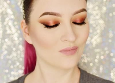 ELEGANCKI MAKIJAŻ NA LATO | #TUTORIAL | Agata Welpa MakeUp Blog Beauty- najbardziej kolorowy blog o makijażu.