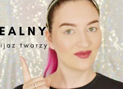5 KROKÓW DO IDEALNEGO MAKIJAŻU TWARZY | Agata Welpa MakeUp Blog Beauty- najbardziej kolorowy blog o makijażu.