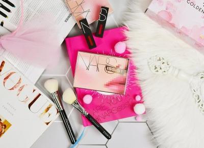 NARS | DWIE PALETY RÓŻY, KTÓRE MUSISZ POZNAĆ! | Agata Welpa MakeUp Blog Beauty- najbardziej kolorowy blog o makijażu.