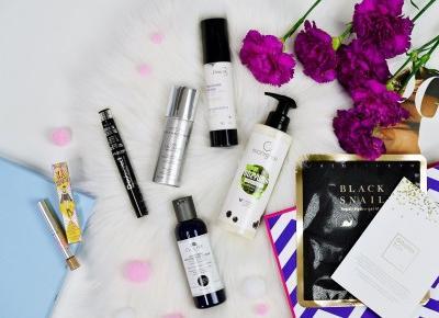 GOLDEN BOX NO.5  | Agata Welpa MakeUp Blog Beauty- najbardziej kolorowy blog o makijażu.
