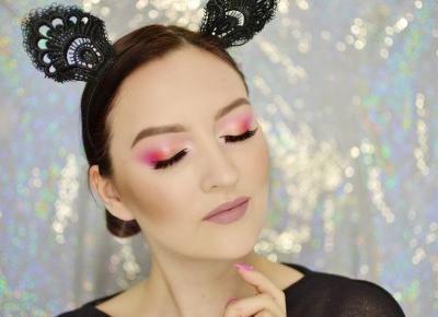 EGZOTYCZNY MAKIJAŻ NA LATO | #TUTORIAL Agata Welpa MakeUp blog beauty