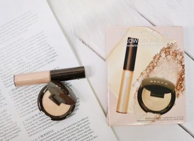 BECCA SHIMMERING SKIN PERFECTOR | ROZŚWIETLACZ PRASOWANY I PŁYNNY | Agata Welpa MakeUp blog beauty