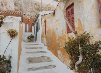 6  nieznanych miejsc w Atenach - Ateny na weekend
