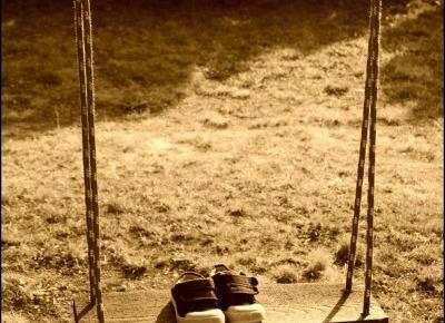 BLUE AND BELLA: Lekcyjna twórczość powraca