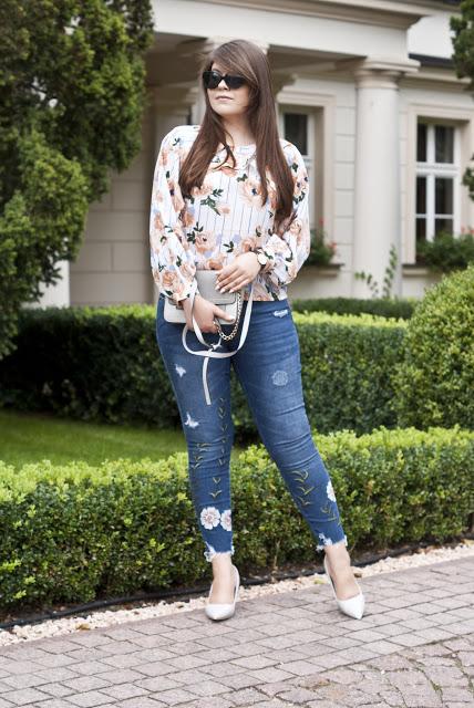 Floral Woman Bonprix