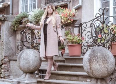 Płaszcz Jak Nosić ? / Camelowy Płaszcz na jesień!         |         Feather - Mój Sposób Na Modę