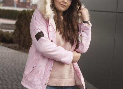Ciepła Kurtka Parka |  Feather - Mój Sposób Na Modę