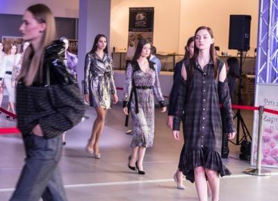 Catwalk Gdańsk Fashion | wiosenne targi mody - Feather - Mój Sposób Na Modę