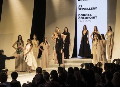AMBER LOOK trends & styles 2018 Relacja - Feather - Mój Sposób Na Modę