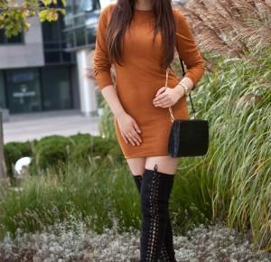 Zaful Dresses Kylie Jenner Boots sbys.pl - Feather - Mój sposób na modę