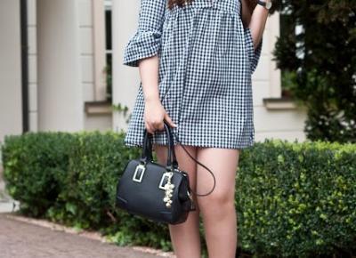 Trendy moda 2017 vichy krata