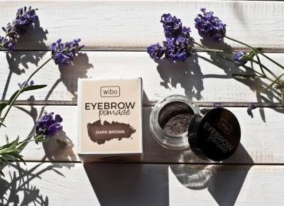 Wibo Eyebrow Pomade Dark Brown