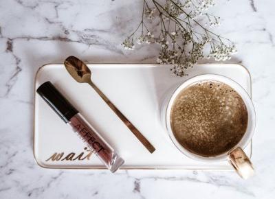 Affect Pomadki matowe Liquid Lipstick Soft Matte        |         Feather - Mój Sposób Na Modę