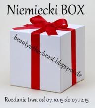 Beautyistheebeast: Wygraj niemiecki BOX!