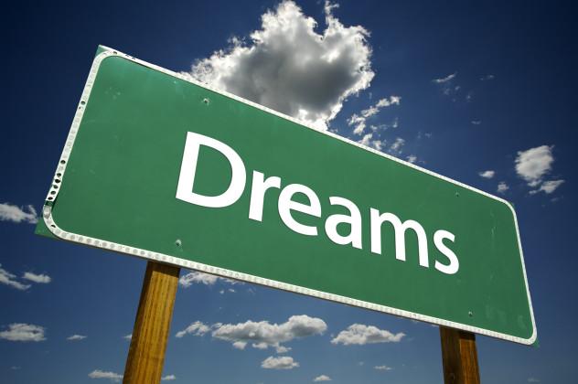 Nauczmy się  marzyć odważnie, strach zniknie gdy poznamy to, czego się boimy.