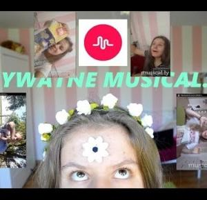 KOMPILACJA PRYWATNYCH MUSICALLY #2 | ala_limonka