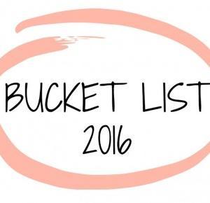 Dembinska-pozytywnie: Bucket list - WAKACJE 2016