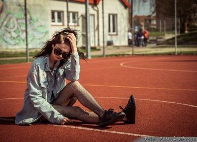 BASKETBALL GAME - Aleksandra Groszkowska