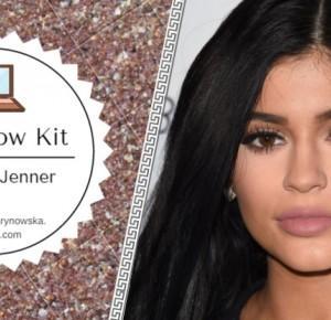 The Bronze Palette od Kylie Jenner - Aleksandra Marynowska