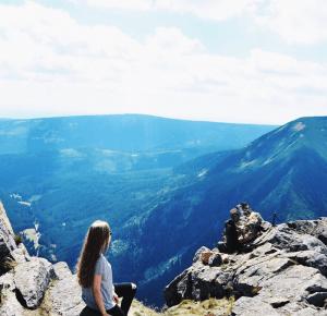ALEXANDRA K: MOUNTAINS