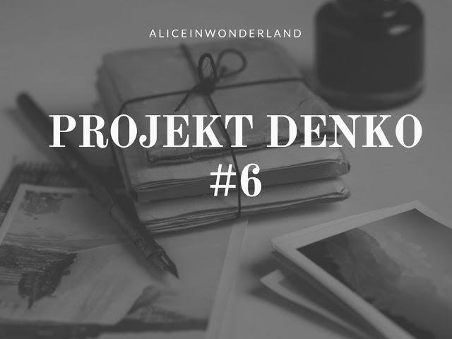 PROJEKT DENKO #6 - Alice in wonderland