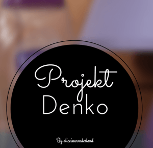 Projekt denko #3 | Alice in wonderland