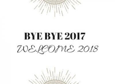 BYE BYE 2017, WELCOME 2018 - Alice in wonderland