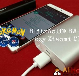 Powerbank Xiaomi i BlitzWolf® BW-P2 z Banggood - Recenzja - Aliholik.pl
