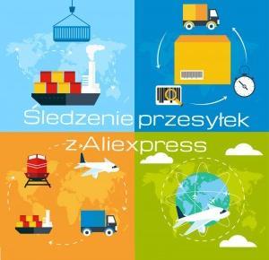 Śledzenie przesyłek z Aliexpress - Poradnik - Aliholik.pl
